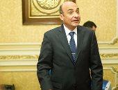 بالصور.. عمر مروان يشكر العجاتى ويطالب بفرصة لدراسة ملفات الوزارة