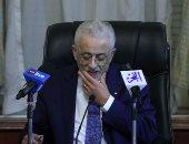 وزير التعليم يلتقى نقيب المعلمين لبحث مطالب أعضاء النقابة
