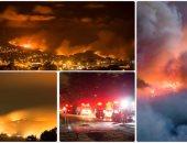 إعلان الطوارئ فى نيوزيلندا بسبب حرائق الغابات..والنيران تلتهم آلاف الأفدنة