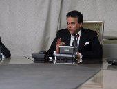 بالفيديو.. وزير التعليم العالى: جار إنشاء قانون حوافز الاستثمار لحفظ حقوق الباحث