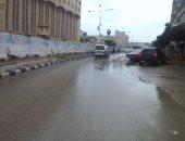 """""""أهلا بموسم الأمطار"""".. تركيب 160 غطاء بالوعة جديدا بأحياء جنوب القاهرة"""