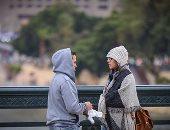 طقس غير مستقر فى القاهرة والجيزة وتكاثر السحب