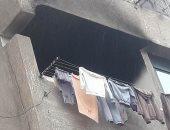 المعمل الجنائى يرفع الأدلة من موقع حريق شقة بالمنيب والنيابة تطلب التحريات