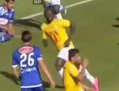 """بالفيديو.. طنطا يتعادل مع أسوان 1/1 فى مباراة """"تألق الأفارقة"""""""
