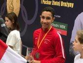 محمد حمزة يتأهل لدور الـ64 الرئيسى ببطولة الجائزة الكبرى للشيش فى الصين