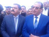 محافظ الدقهلية يعلن غلق 4 منشآت غذائية مخالفة بمدينة منية النصر