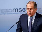 """لافروف:موسكو تسعى لعلاقات """"محترمة"""" مع أمريكا ولا نسعى لضرب النظام العالمى"""