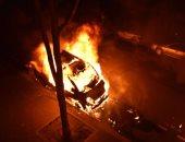 مصرع 3 أشخاص وإصابة 6 فى حريق سيارة بطريق الإسكندرية الصحراوى