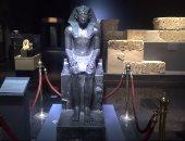 بالفيديو والصور.. 1228 قطعة أثرية تروى تاريخ محافظة السويس بالمتحف القومى