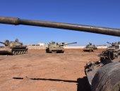 المرصد السورى: القوات النظامية تطوق داعش بالكامل فى البادية