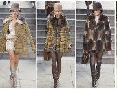 """بالصور..""""Marc Jacobs"""" يسحر النساء بتصميماته فى أسبوع الموضة بنيويورك"""