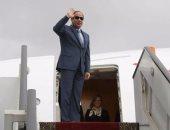 الرئيس السيسي يغادر المنامة عائدا إلى الوطن بعد جولة شملت الكويت والبحرين