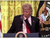 """بالفيديو.. جيمى فالون يسخر من دونالد ترامب ببرنامجه """"the Tonight Show"""""""