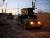 القوات العراقية تدمر نفقاً تابعاً لتنظيم داعش جنوب مدينة الموصل