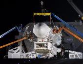 """بالصور.. محاولة إطلاق جديدة لصاروخ فالكون 9 من منصة تابعة لـ""""ناسا"""""""