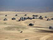 """مقتل مسئول أمن مطار الموصل فى """"داعش"""" خلال قصف للطيران العراقى"""