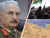 """هل تشهد ليبيا صراعا جديدا بين الناتو وروسيا ؟.. واشنطن تروج لتواجد قوات روسية تقاتل إلى جانب حفتر وتعرب عن قلقها من التحركات الأخيرة.. و""""شمال الأطلسى"""" يتحرك لمواجهة تهديدات موسكو ودول جوار ليبيا صامتة"""