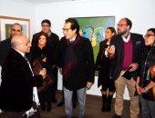صابر عرب: معرض فاروق حسنى أداة للتنوير وأتمنى أن يجوب محافظات مصر