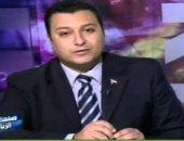 نائب رئيس قطاع المتخصصة يوضح حقيقة وقف المذيع حسام محرز