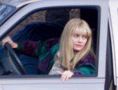 شاهد.. مارجوت روبى بإطلالة مختلفة خلال تصوير فيلمها I, Tonya