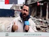 بالفيديو.. يوسف الحسينى فى مغامرة داخل الحرب الليبية على ON LIVE