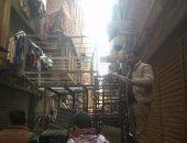 حملة موسعة لإزالة الإشغالات بشوارع وطرق الخصوص فى القليوبية