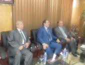 مهاب مميش: قناة السويس فتحت باب الأمل بفرص العمل للكثير من الشباب