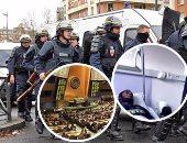 """""""فبراير الأسود"""" على الشرطة الفرنسية.. إحالة شرطى للجنايات بتهمة اغتصاب شاب"""