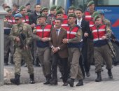 بدء محاكمة 18 شخصا متهمين بقتل ضابط ليلة تحركات الجيش التركى يوليو الماضى