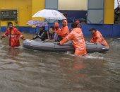 فيضانات غامرة تضرب العاصمة الإندونيسية جاكرتا