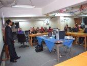 بالصور.. دورة تدربيية للعاملين بجامعة سوهاج للتخطيط وإدارة الوقت