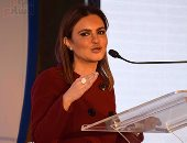 سحر نصر: ألغيت إجازة السبت.. وألتقى وزير العدل لتحسين قوانين الاستثمار