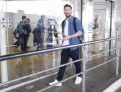 """مندوب """"مخصوص"""" من الجوازات يتوجه لمطار غرب القاهرة لختم جواز ميسي"""