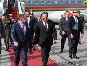بدء توافد القادة العرب على مقر انعقاد القمة العربية الـ28 بالأردن