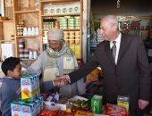 محافظ أسوان يتفقد المواقع الخدمية فى مدينة أبو سمبل السياحية