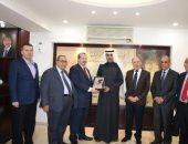 مدير منظمة العمل العربية يلتقى وزير العمل الأردنى لبحث التعاون المشترك