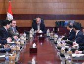 رئيس الوزراء يلتقى إحدى شركات الطاقة الصينية بحضور وزير البترول لبحث التعاون