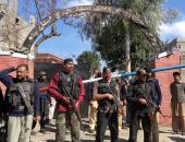 إصابة 3 أشخاص فى انفجار قنبلة جنوب غرب باكستان