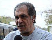 بالفيديو والصور.... وصول وفاء عامر ورياض الخولى إلى جنازة صلاح رشوان بمسجد الصديق