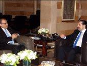سفير مصر فى لبنان: انعقاد اللجنة المشتركة بين القاهرة وبيروت الشهر المقبل