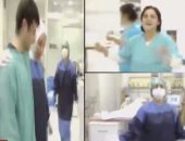 تداول فيديو لممرضات يرقصن بغرفة الإنعاش يثير الذعر فى تركيا