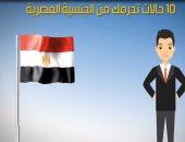 فيديو جراف..10 حالات تحرمك من الجنسية المصرية.. تعرف عليها