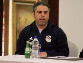 معتمد جمال نجم الزمالك السابق يحتفل بعيد ميلاده الـ47