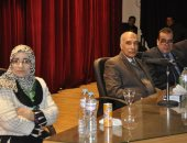 نائب رئيس جامعة القناه: نسعى لتوفير خريج قادر على التكيف مع سوق العمل
