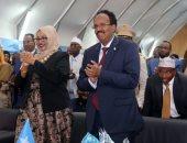 الرئيس الصومالى الجديد يتعهد بضمان الاستقرار فى بلاده