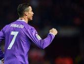 كريستيانو رونالدو يواصل ضرب أساطير ريال مدريد