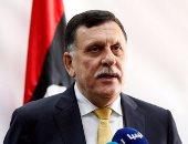 السراج يستقبل مبعوث الجامعة العربية لدى ليبيا فى العاصمة طرابلس