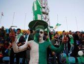 المصرى يواجه جرين بافالوز الزامبى بالزى التقليدى غدا