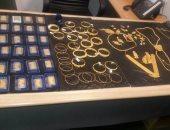 انخفاض الذهب 6 جنيهات ليسجل أقل سعر خلال 130 يوما