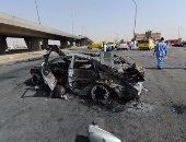 إصابة 3 أشخاص فى حادث انقلاب سيارة بطريق وادى النطرون